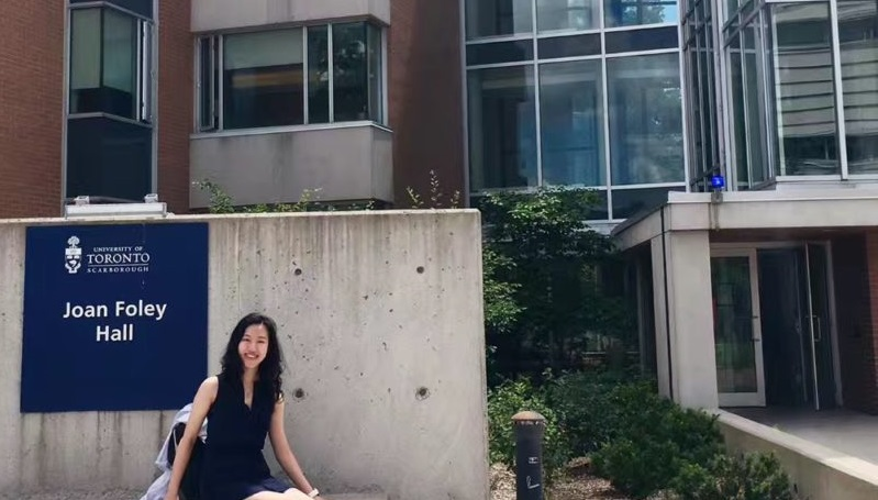 A Letter from Lindy at University of Toronto