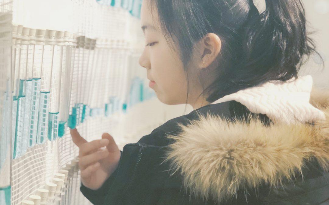 Star student—Jessica Zhang