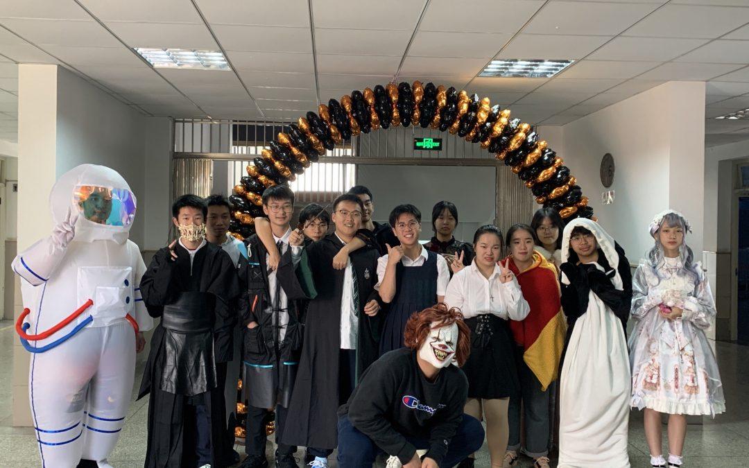 LWBC Halloween Celebrations