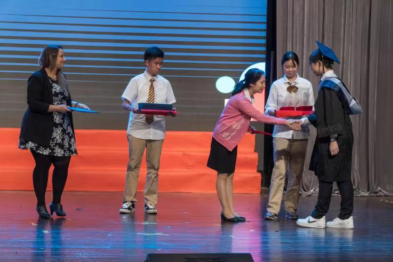 Luwan BCOS Graduation Ceremony 2021