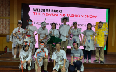 Newspaper Show & Chit Chat